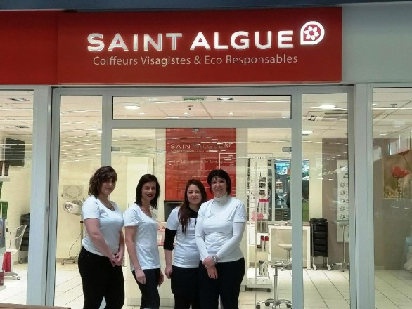 Salon SAINT-ALGUE